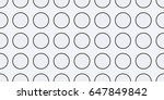 raster background with black... | Shutterstock . vector #647849842