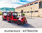 peso da regua  portugal   june... | Shutterstock . vector #647866336