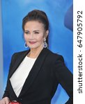 Small photo of Lynda Carter at the Los Angeles premiere of 'Wonder Woman' held at the Pantages Theatre in Hollywood, USA on May 25, 2017.