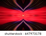 computer generated radial color ... | Shutterstock . vector #647973178