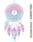 hand drawn illustration of...   Shutterstock .eps vector #648007486