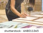 register for the seminar on... | Shutterstock . vector #648011365
