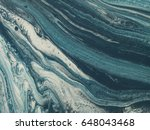 blue and white marble stone... | Shutterstock . vector #648043468
