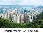 Hong Kong Panorama View  Hong...