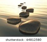 An Image Of Golden Light Step...