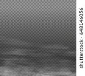 fog or smoke isolated... | Shutterstock .eps vector #648146056