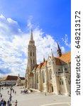 hungary capital  budapest.... | Shutterstock . vector #648213172