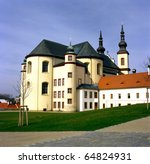 Cathedral And Monastery In...