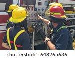 Firefighter Teaching