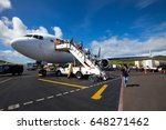 rapa nui  chile    april 2014.... | Shutterstock . vector #648271462
