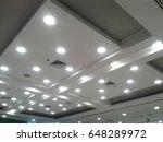 indoor light  | Shutterstock . vector #648289972