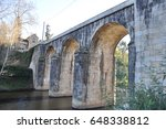 bridge | Shutterstock . vector #648338812