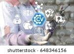 cv   curriculum vitae job...   Shutterstock . vector #648346156