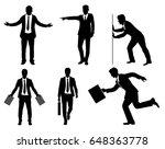 vector illustration of a six... | Shutterstock .eps vector #648363778