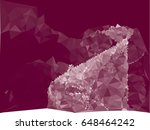 abstract background for books ... | Shutterstock .eps vector #648464242