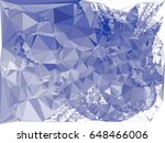 abstract background for books ... | Shutterstock .eps vector #648466006