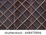 Rusty Protective Metal Iron...