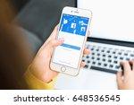 bangkok  thailand   may 28 ...   Shutterstock . vector #648536545