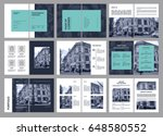 design photography proposal ... | Shutterstock .eps vector #648580552