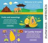 sri lanka travel banner...