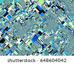 green background. abstract... | Shutterstock . vector #648604042