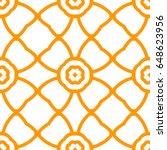 orange luxury background... | Shutterstock .eps vector #648623956