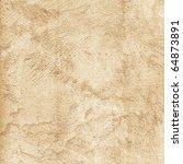 aged cement wall texture | Shutterstock . vector #64873891