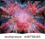 abstract background for books ... | Shutterstock .eps vector #648758185