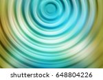 colorful ripple background | Shutterstock . vector #648804226
