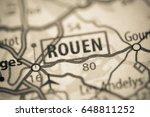 rouen. france   Shutterstock . vector #648811252