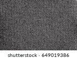 vector fabric texture. abstract ... | Shutterstock .eps vector #649019386