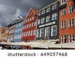 copenhagen  denmark   aug 21.... | Shutterstock . vector #649057468