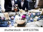 Newlywed Gay Couple Getting...