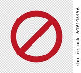 do not | Shutterstock .eps vector #649146496