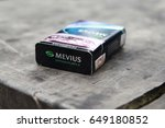 jakarta  indonesia   may 10... | Shutterstock . vector #649180852