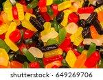 wine gums | Shutterstock . vector #649269706
