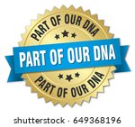 part of our dna round isolated... | Shutterstock .eps vector #649368196