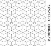 geometric seamless pattern | Shutterstock . vector #649414252
