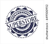 blue superstore distress grunge ...   Shutterstock .eps vector #649500952