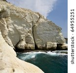 The Sea Caves Of Rosh Hanikra ...