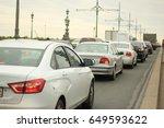 traffic jams   Shutterstock . vector #649593622