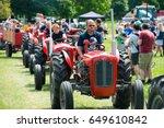 englefield uk may 28 2017 as...   Shutterstock . vector #649610842