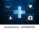 abstract hospital clinical...