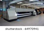 digital printing system for... | Shutterstock . vector #64970941