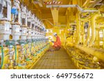 electrical and instrument... | Shutterstock . vector #649756672