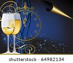 new year. all elements and... | Shutterstock .eps vector #64982134