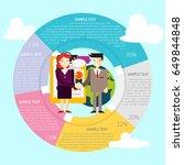 contract infographic   Shutterstock .eps vector #649844848