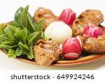 close up of traditional...   Shutterstock . vector #649924246