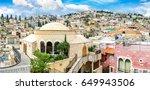 Nazareth City Panoramic View....