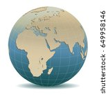 retro style africa  middle east ... | Shutterstock .eps vector #649958146